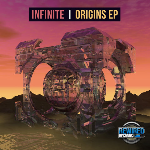 Infinite - Origins EP - Rewired Records