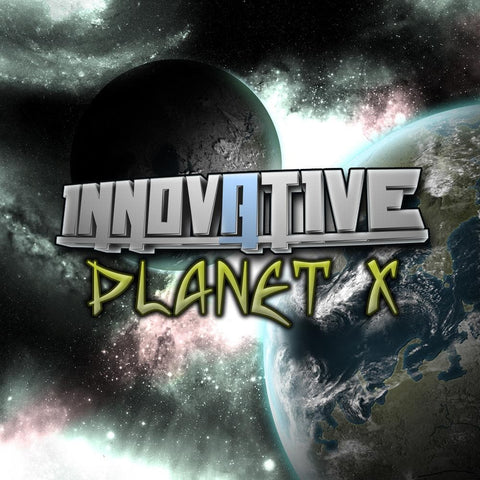 Innovative - Planet X - Rewired Records