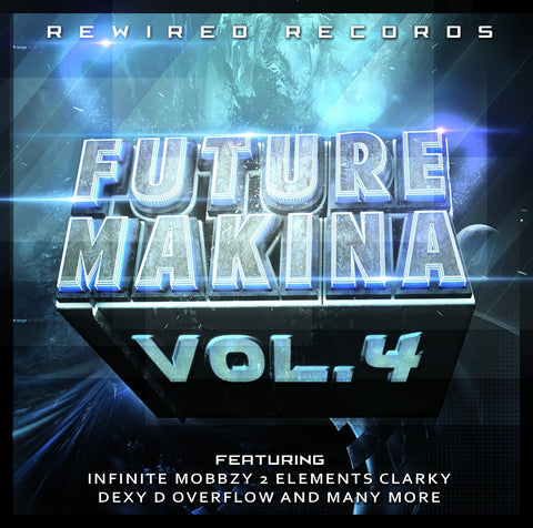 Future Makina Vol. 4 (Download) - Rewired Records