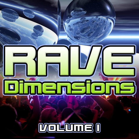 Infinite Samples - Rave Dimension's Vol 1 - Rewired Records