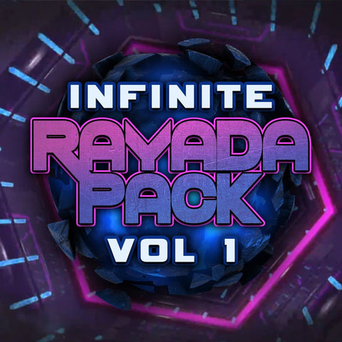 Infinite Rayada Pack Vol 1 - Rewired Records