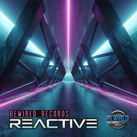 "Reactive EP (12"") - Rewired Records"