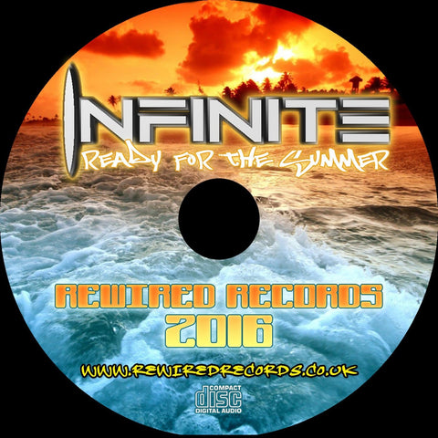 Infinite - Ready For The Summer (Mixed Album) - Rewired Records