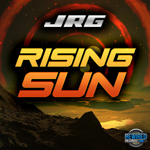 JRG - Rising Sun - Rewired Records