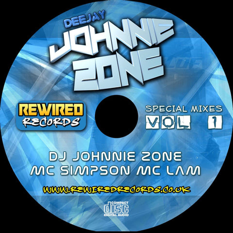 SM Vol 1 - Johnnie Zone MC Simpson MC LAM