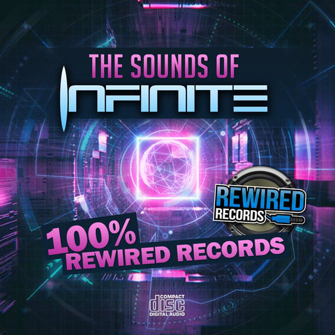 The Sounds Of Infinite - March 2019 (Mixed CD) - Rewired Records