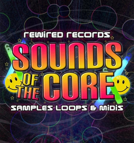 Infinite Samples - Sounds Of The Core - Rewired Records