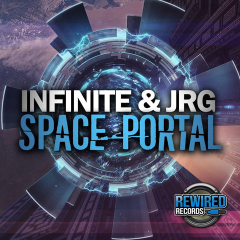 Infinite & JRG - Space Portal - Rewired Records