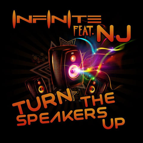 Infinite Feat. NJ - Turn The Speakers Up (Original Mix) - Rewired Records