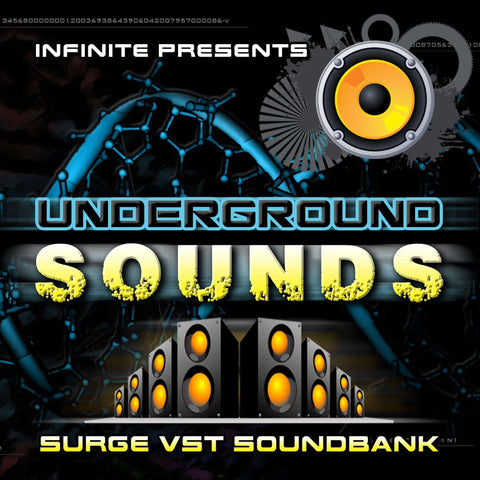 Underground Sounds (Surge Vst Presets) - Rewired Records
