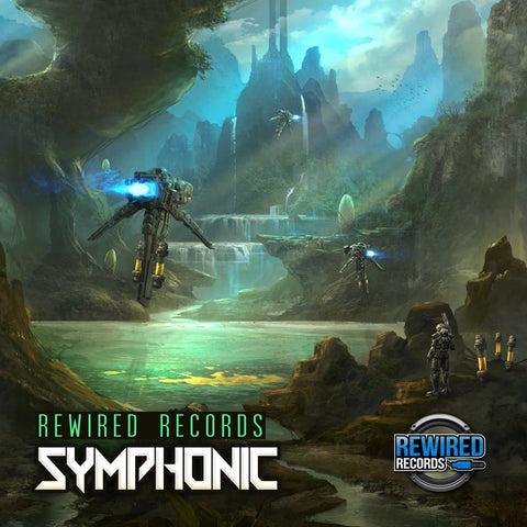 "Symphonic EP (12"") - Rewired Records"