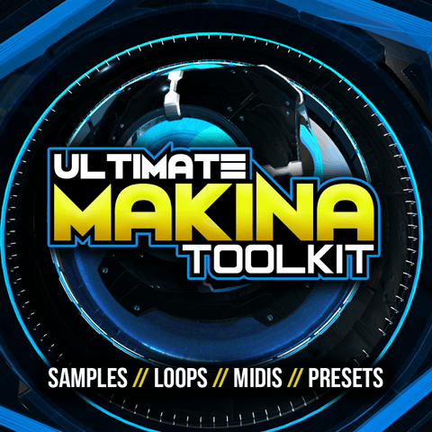 Ultimate Makina Toolkit - Rewired Records