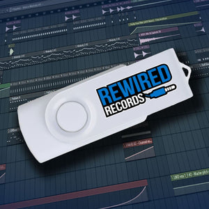 Rewired Makina Production USB Stick - Rewired Records