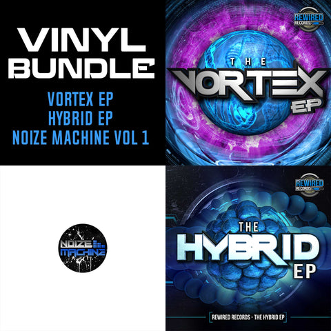 Vinyl Bundle (Rewired & NM)