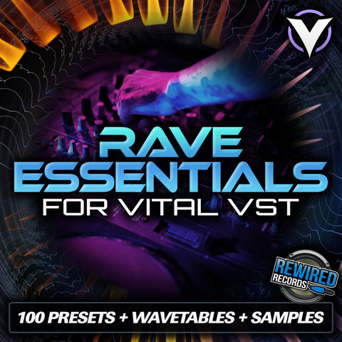 Rave Essentials for Vital VST