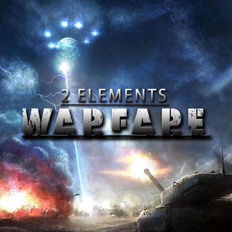 2 Elements - Warfare (LimitBreak Remix) - Rewired Records