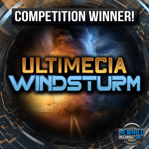 Ultimecia - Windsturm - Rewired Records