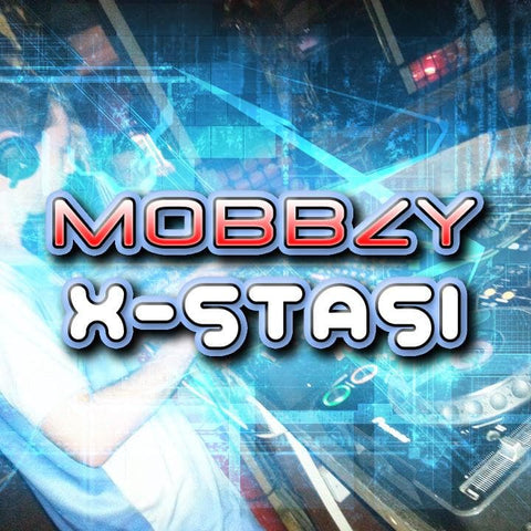 Mobbzy - X-Stasi - Rewired Records