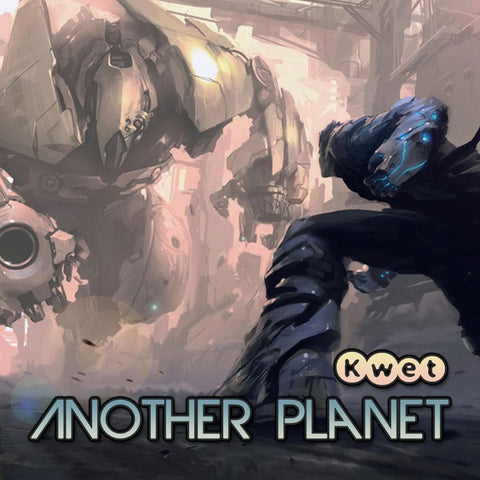 Kwet - Another Planet - Rewired Records