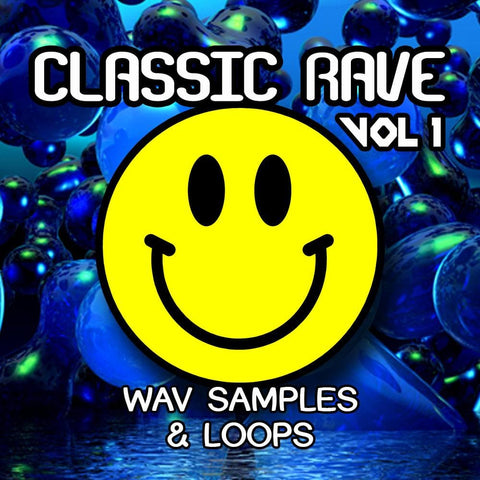 Infinite Samples - Classic Rave - Rewired Records