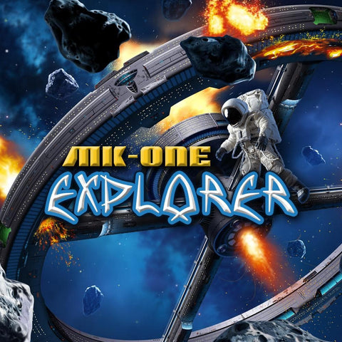 Mk-One - Explorer - Rewired Records
