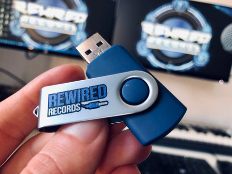 Rewired Music USB 2020 - Rewired Records