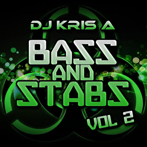 Dj Kris A - Bass and Stabs Vol 2 - Rewired Records