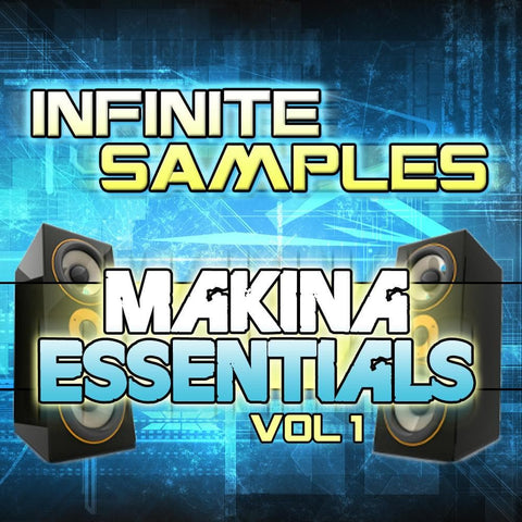 Infinite Samples - Makina Essentials - Rewired Records