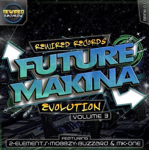 Future Makina Vol. 3 (Download) - Rewired Records
