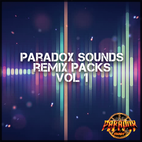 Paradox Sounds Remix Packs Vol 1 - Rewired Records