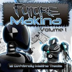 Future Makina Vol. 1 (Download) - Rewired Records