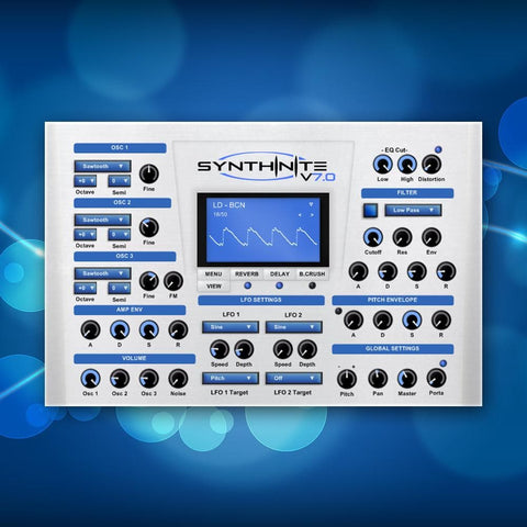 Synthinite V7.0 VSTi (32-bit) - Rewired Records