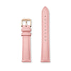 Furore FS 1812 Leather strap Pink - 18mm