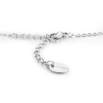 Furore FJ 2305 Stainless steel mother & daugther Infinity bracelet set