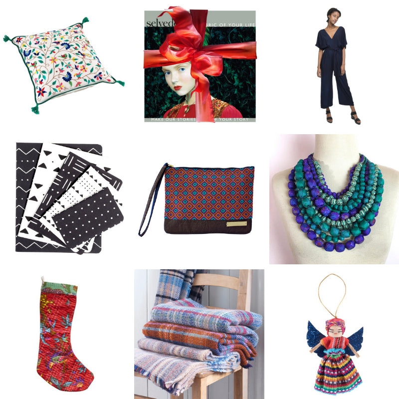 Ethical gift guide for textile nerds