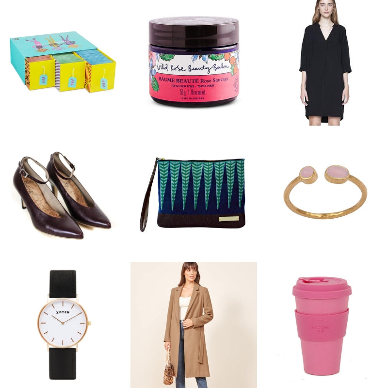 Ethical gift guide for chic city girls