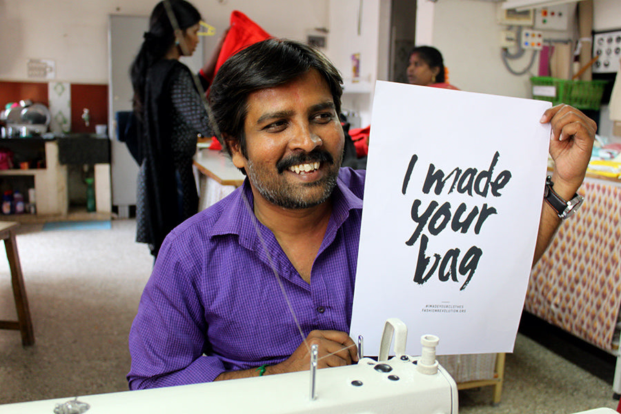 Girish made your Gold is a Neutral bag