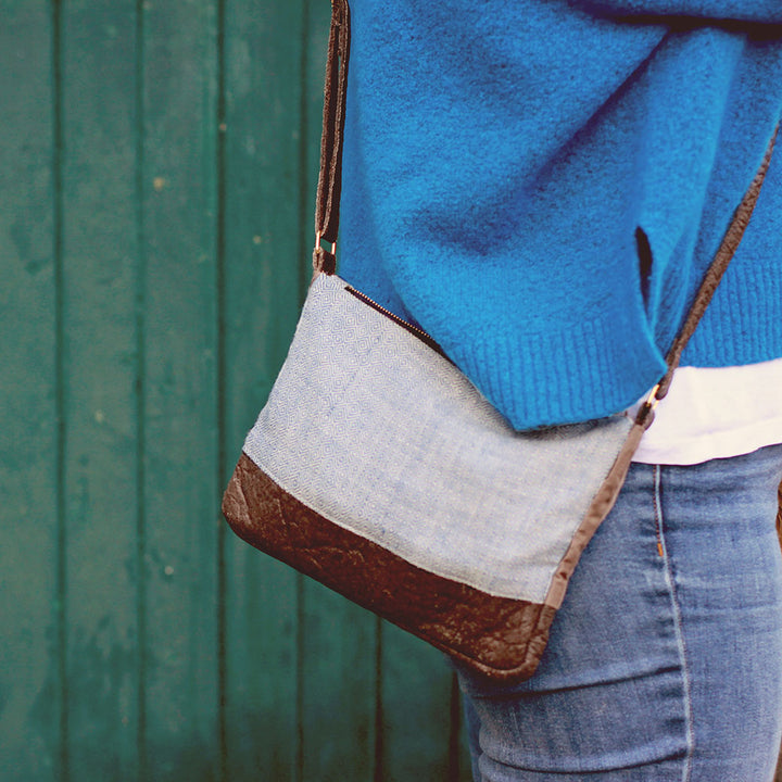 Dhaniben Handwoven Cross-Body Bag