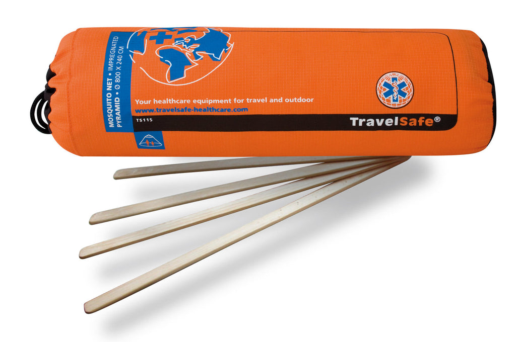 Mreža Mosquito TravelSafe Tropic box