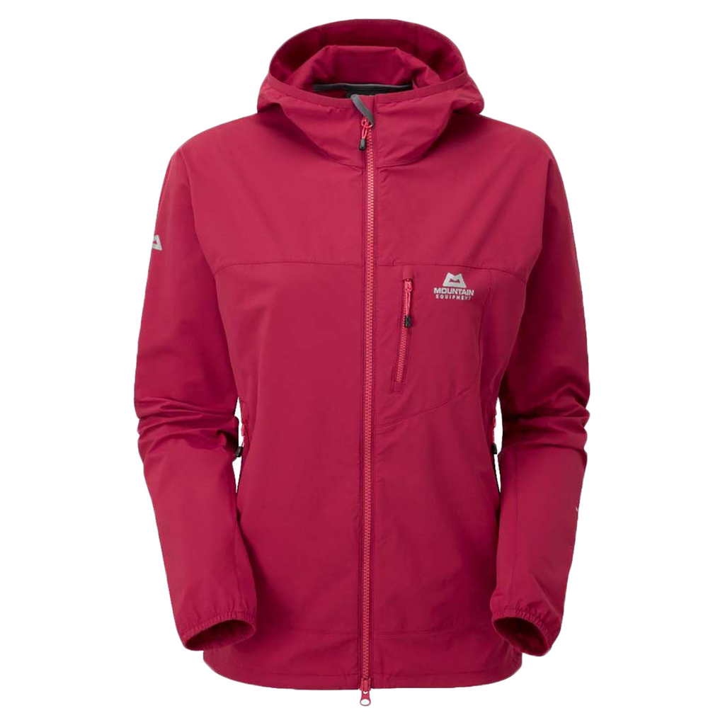 Ženski Softshell Echo Hooded Jacket Outdoor