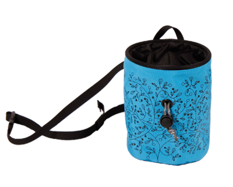 Magnezij vrečka Poff Chalk Bag Blue Ice