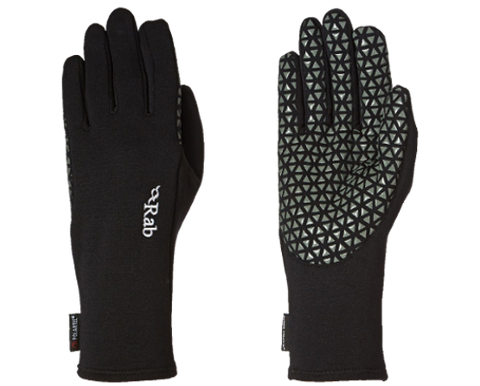 moske rokavice power stretch pro grip glove