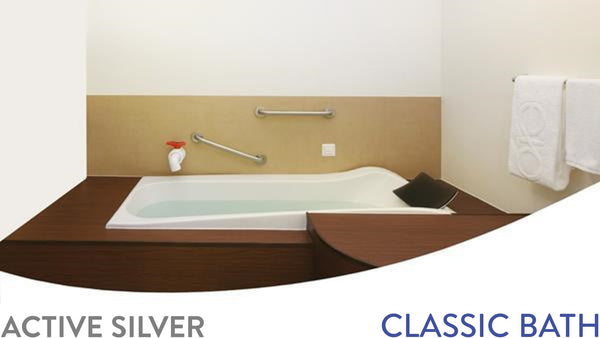 ELO Bath Active Silver Classic Package (14 Sessions)