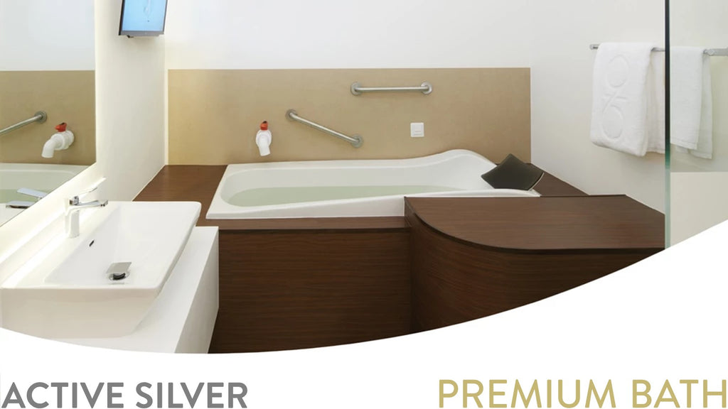 ELO Bath Active Silver Premium Package (14 Sessions)