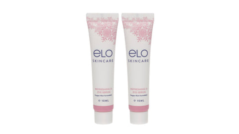 ELO Refreshing O<sub>2</sub> Eye Serum (10ml) (Twin Pack)