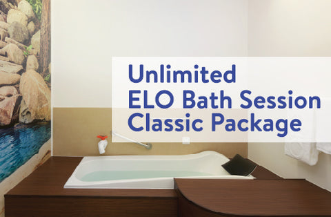 Unlimited ELO Bath Session Classic Package