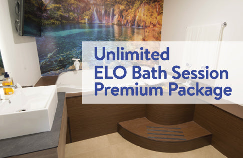 Unlimited ELO Bath Session Premium Package