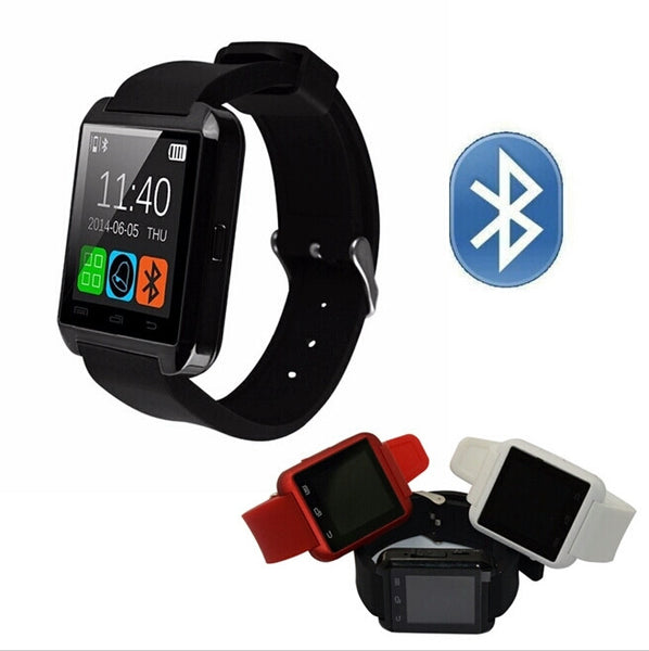 Bluetooth Smart Watch for Android/Iphone (3 Colors)