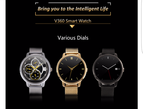 Android/ IPhone Smart Watch