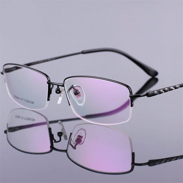 Men Optical Titanium Frames